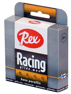 Rex Racing glide sklzový parafín 2*43g Oranžový Base