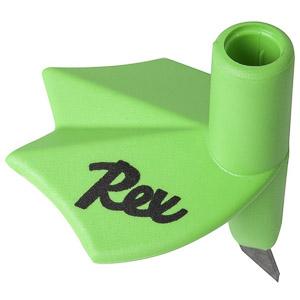 Rex Košík Race zelený 8,5 mm