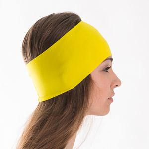 Sportful Fascia Čelenka žltá