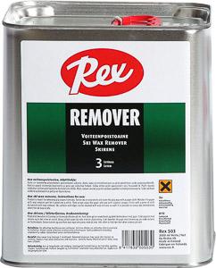Rex čistič odstraňovač voskov 3000 ml