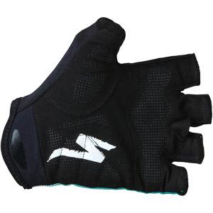 Sportful BORA HANSGROHE cyklo rukavice čierne