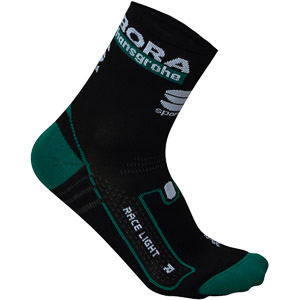 Sportful BORA HANSGROHE ponožky čierne