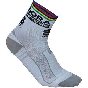 Sportful BORA HANSGROHE ponožky Petra Sagana