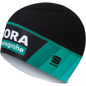 Sportful BORA HANSGROHE cyklistická čiapka čierna