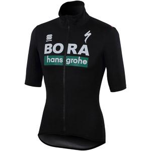 Sportful FIANDRE LIGHT bunda s KR Bora-hansgrohe čierna