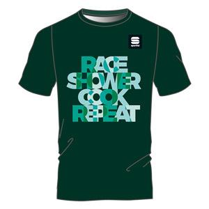 Sportful Race Shower Cook Repeat tričko