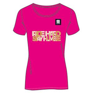 Sportful RIDE Hard STAY Humble dámske tričko