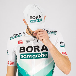 Sportful TEAM cyklistická čiapka BORA - hansgrohe