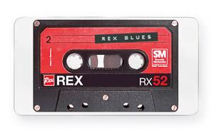 Rex akrylová škrabka 5mm