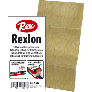 Rex Rexlon 10x20cm - teflón na žehlenie
