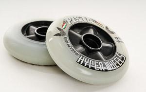 Koliesko Hyper Pista 100mm sivé