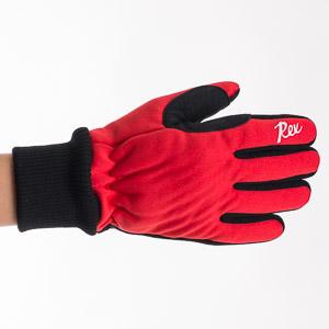 Rex Marka rukavice červené