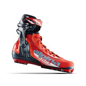 Alpina topánky na bežky ESK 2.0 SUMMER, červeno biele