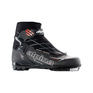 Alpina Topánky na bežky T10 Plus, čierna/biela