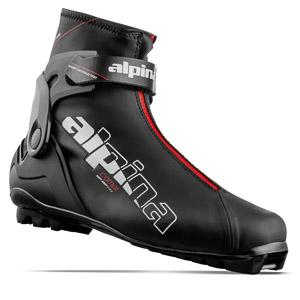 Alpina Topánky na bežky A Combi čierne