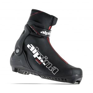 Alpina Topánky na bežky ASK čierne červené