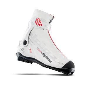 Alpina Topánky na bežky ASK EVE, biela,červená