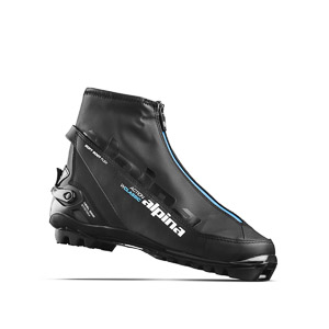Alpina Topánky na bežky ACL EVE, čierne modré
