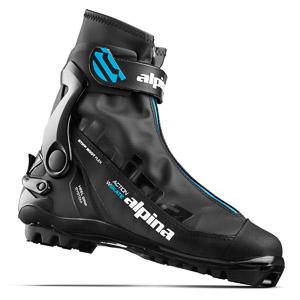 Alpina Topánky na bežky ASK EVE čierna modrá biela
