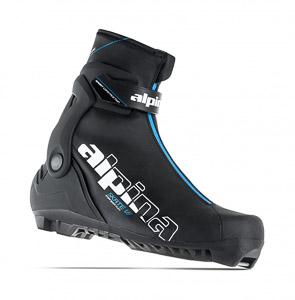 Alpina Topánky na bežky ASK EVE  čirrna/modrá