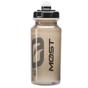 Fľaša MOST 500 ml dymová- transparentná