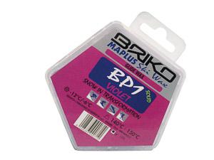 Briko Maplus vosk parafín BP1 VIOLET 100g -12...-6 C