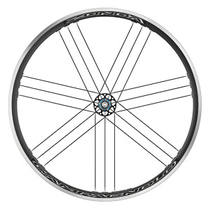 Cetsné pláštové kolesa Campagnolo ZONDA C17/Shimano orech