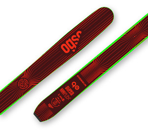 OGSO COSMIQUE 90 skialpy SR/UL
