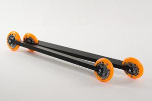 Davorin kolieskové lyže skate Hyper Strada 104