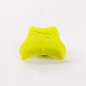 Diadora náhradný podpätok na tretry fluo žltý