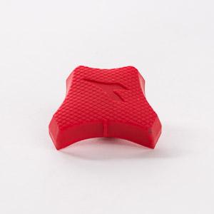 Diadora náhradný podpätok na tretry červený
