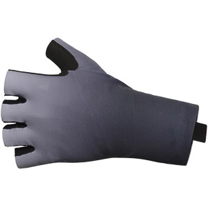 Pinarello rukavice SPEED Think Asymmetric sivé/biele