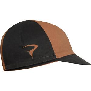 Pinarello čiapka TEAM T-writing čierna/hnedá