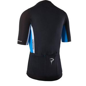 Pinarello PRO dres #iconmakers čierny/modrý