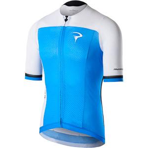 Pinarello AERO dres #iconmakers modrý/biely