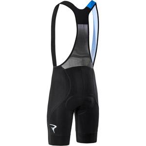 Pinarello AERO kraťasy s trakmi #iconmakers čierne/modré