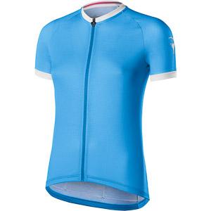 Pinarello FUSION dámsky dres #iconmakers modrý/ružový