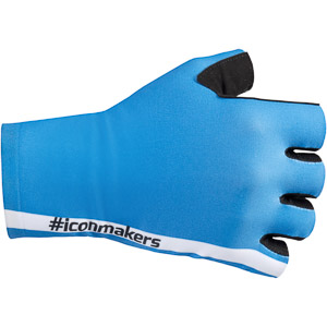 Pinarello Speed rukavice #iconmakers modré