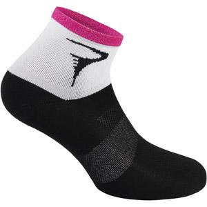 Pinarello Dots dámske ponožky #iconmakers čierne/modré/biele