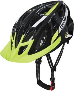 LIMAR cyklistická prilba 690 REFLECTIVE MATT čierno- zelená