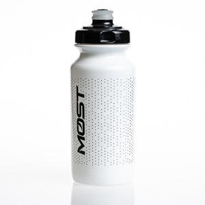 Fľaša MOST 500 ml biela čierna