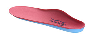 Formthotics RUN Dual Slim modro-červené