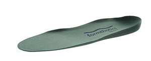 Formthotics FOOTBALL Dual vložky do kopačiek/tretier zelené modré