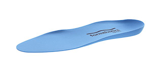 Formthotics FOOTBALL modré vložky do kopačiek