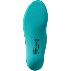 Formthotics YOUTH Dual detské vložky do topánok modré/červené