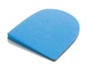 Formthotics klin zošikmený do strany, 1pár modrý