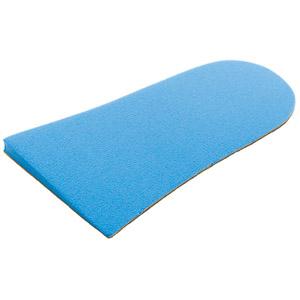 Formthotics klin zošikmený do strany dlhý 1pár modrý