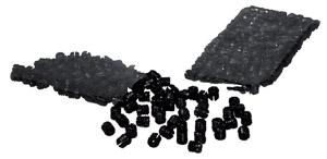 Maplus Plastic bushing (black) 100 pcs