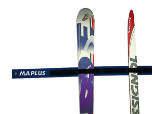 Maplus Ski holding stripe ( for XC & Alpine ski)