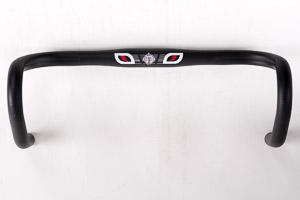 MOST XYLON Al cestné riadítka, 440 mm, čierne